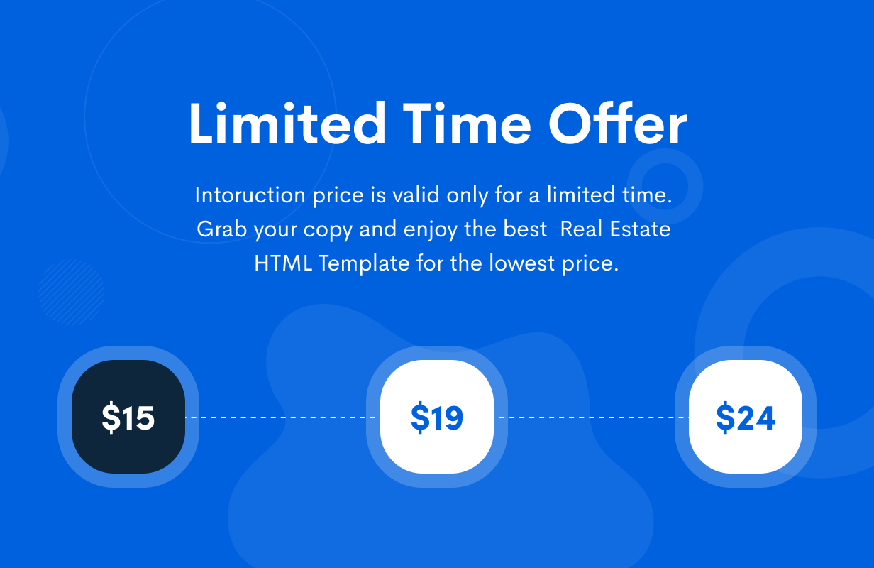 Houzing - Real Estate HTML Template - 1